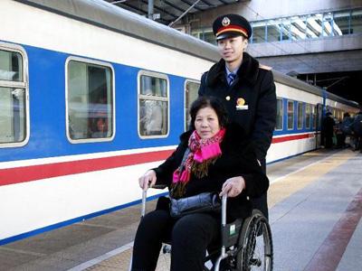 北京西站推出春运系列便民措施