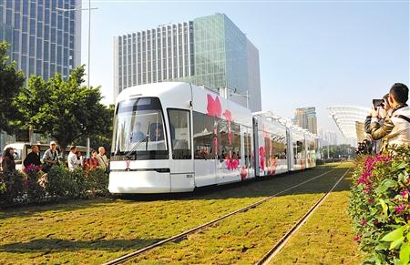 发展有轨电车 打通城市交通任督二脉