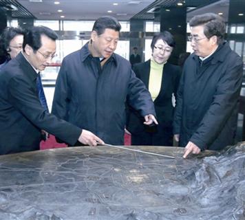 习近平提京津冀战略一周年