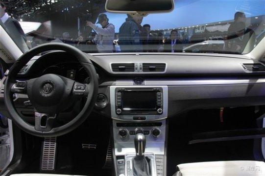 大众CC最新报价最高优惠4万 北京现车充足 大众CC配置图片 动力性高清图片