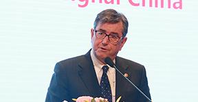 国际石化协会联合会主席罗慕科