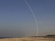 """以色列""""箭-3""""反导拦截测试首次成功"""