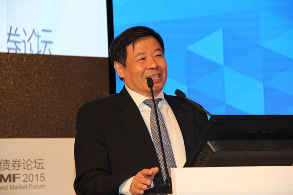 财政部副部长朱光耀先生致辞