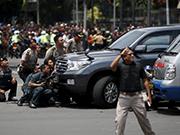 印尼首都爆炸致至少6人死亡