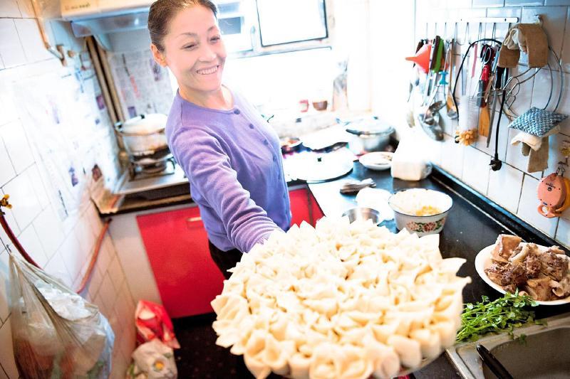 丁磊:我要记录妈妈做菜的样子