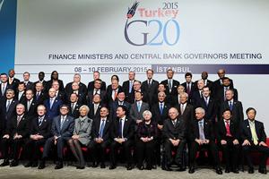 2015年G20财长和央行行长会议
