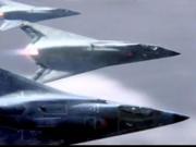 美国展示第六代战机CG