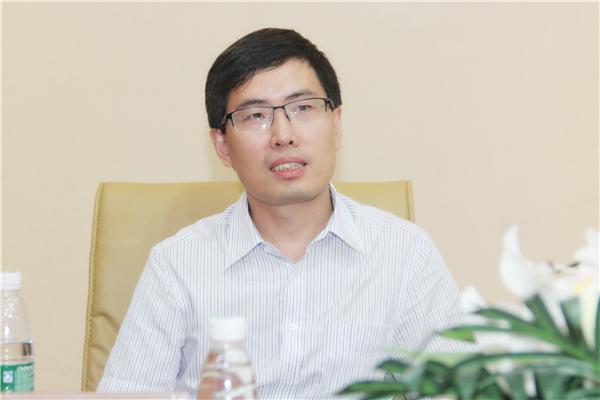 基石资本副总裁张宗友发表观点